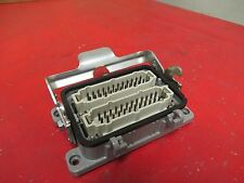 HARTING CONNECTOR W/ HOUSING HAN-E24M HANE24M HS12 16A A AMPS 400V VOLTS USED