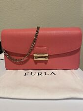 Furla Julia XL Peonia Crossbody Bag