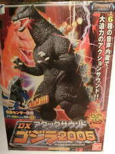 DX Attack Sounds Godzilla 2005 Toho Final Wars 50th Annirversary Figure used