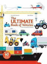 Baumann Anne-Sophie/ Balice...-The Ultimate Book Of Vehicles  HBOOK NEW