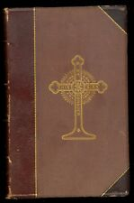 Life of Christ, Farrar, 1875, First American Edition, Fine Binding