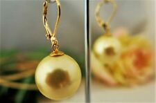 Ohrschmuck mit Perlmutt-Perlen für Damen