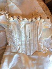Satin Portrait/Off-Shoulder A-line Regular Wedding Dresses