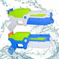 Water Gun Water Pistols Super for Kids 2 Pack High Capacity Water Soaker