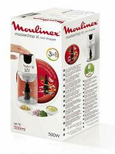 Moulinex Masterchop XL - Chopper with 4 blades, security system,free ship Worldw