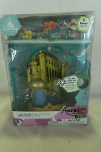 DISNEY Animators Collection - Littles: Ariel Suprise Feature Playset