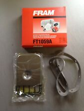 Fram FT1059A Auto Transmission Filter Kit fits OE FT59 E2AP7F003AA E2DZ7A098A
