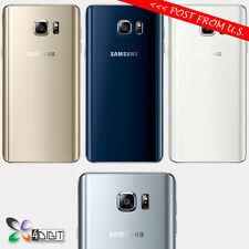 Genuine Original Samsung Galaxy Note 5 Note5 DUOS N920C Battery Door Back Cover