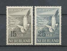 Nederland Luchtpost 12 - 13 postfris