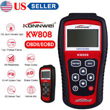 OBD2 Scanner CAN Engine Reset Tool KONNWEI KW808 Car Diagnostic Code Reader US