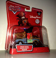 NIP Disney Pixar Cars Pirate Mater Martin Pirate ORIGINAL
