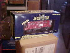 American Flyer,# 48724-Seaboard Square Window Caboose