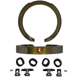 Rr Parking Brake Shoes  Perfect Stop  PSS781
