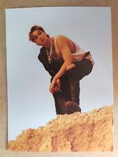 EXO KAI USA Official Postcard PHOTOCARD [DON'T MESS UP MY TEMPO] 5th Album