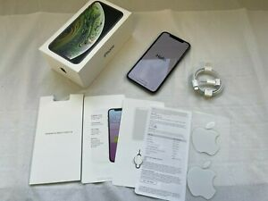 Apple iPhone XS - 64GB - Space Grey (Unlocked) A2097 (GSM) NO RESERVE!!!