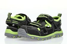 STRIDE RITE Boys 'Made 2 Play Tratcher' Green Black Casual Shoes Size 9 M 231929