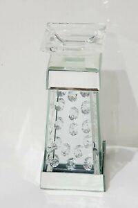 Julien Macdonald Encapsulated Crystal Candle Holder Brand New