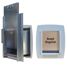 FireSafe Wall Mount Pet Door Size Small and Large Fire Rated Dog Cat Doors
