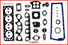 Engine Cylinder Head Gasket Set-GAS, SOHC, FI, Ford, 8 Valves ENGINETECH, INC.