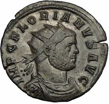 Florian 276AD RARE Ancient Roman Coin Providentia goddess of forethough  i51198