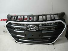 HYUNDAI I30 GRILLE RADIATOR GRILLE, GD, 5DR HATCH, ACTIVE, 12/14-02/17 14 15 16