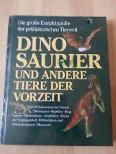 Dinosaurier und andere Tiere der Vorzeit /OVP/große Enzyklopädie