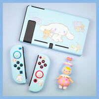 Cute Cinnamoroll Cover Shell for Nintend Switch NS Console Protector Case Cover