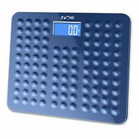 400lb/180kg Digital Bathroom Scale Body Weight Balance Scale Antiskid Platform
