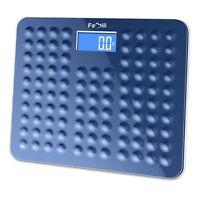 400lb/180kg LCD Digital Bathroom Body Weight Scale With Antiskid Wide Platform