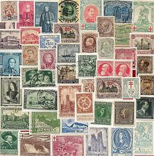 Belgique - 330 timbres (voir les scans) - Livraison gratuite dès 5 lots groupés