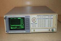 STANFORD RESEARCH SR760 FFT SPECTRUM ANALYZER 476uHz - 100kHz 191MHz-100kHz