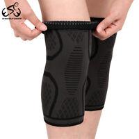 Cycling Knee Pads Gym Training Knee Brace MTB Road Bike Sports Protective Gear