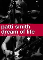PATTI SMITH-DREAM OF LIFE - SEBRING,STEVEN   DVD NEU