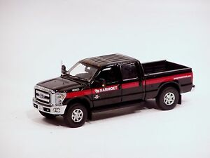 """Ford F250 Pickup - Crew Cab - 6 Ft Bed - """"MAMMOET"""" - 1/50 - Sword"""