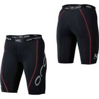 WOMENS ORCA KILLA COMPRESSION / KOMPRESSION CORE HALF TIGHTS - SAVE 60%
