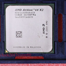 Good work AMD Athlon 64 X2 1000MHz 2.2 GHz 939 CPU Processor 4400+ ADV4400DAA6CD
