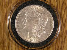 1898-S BRILLIANT UNCIRCULATED SILVER MORGAN DOLLAR * AirTite Holders