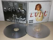 METALLICA & LOU REED - LULU - 2 CD