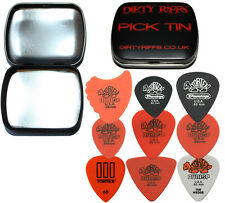 Dunlop Tortex Variedad Pack - 18 X 0,60 mm Guitar Picks / plectrums en un Pick Tin