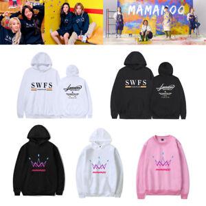 MAMAMOO 4 SEASON F/W SWFS Four Season Four Color Hoodie Women Men Sweatshirt New
