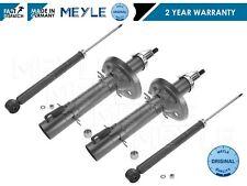 FOR VW GOLF MK4 BORA GTI 1997-2010 MEYLE FRONT REAR GAS SHOCK ABSORBERS