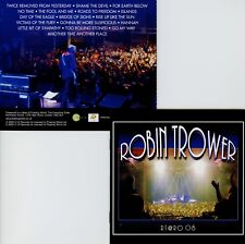 ROBIN TROWER  RT@RO.08 / LIVE 2008 / 2 CD