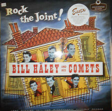 BILL  HALEY & HIS COMETS    LP  ROLLER COASTER    ' ROCK THE JOINT '    (UK)