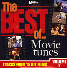 BEST OF MOVIE TUNES - DISC 2 OF 2 - MIRROR PROMO MUSIC CD