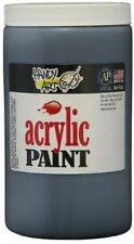 Handy Art By Rock Paint 440-103 Student Acrylic Black Gesso, 32-Ounce