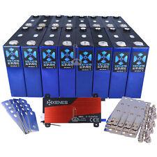XENES 48V PRO-Cell LiFePO4 Batterie mit 80Ah 100Ah 200Ah 300Ah + Smart-BMS 51,2V