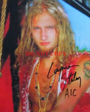 Layne Staley Alice in Chains signed 8x10 autographed photo reprint