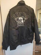 rocawear 4x R+ winter jacket RWDC Champion Regulation Winter Jacket Black