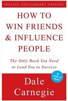 How To Win Friends And Influence People. PDF~ EbookVersion + FREE BONUS