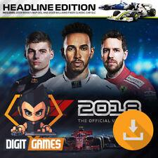 F1 2018 Headline Edition - Steam Key / PC Game - Racing / Formula 1 [NO CD/DVD]